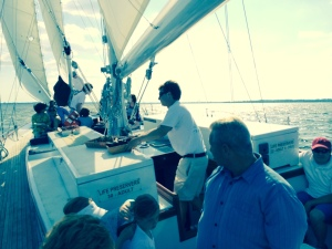 Verto Solutions Summer Outing on the Chesapeake
